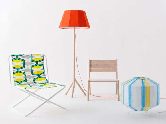 Colorful 60s Furniture