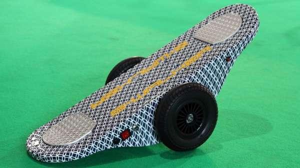 Two-Wheel Transportation Boards