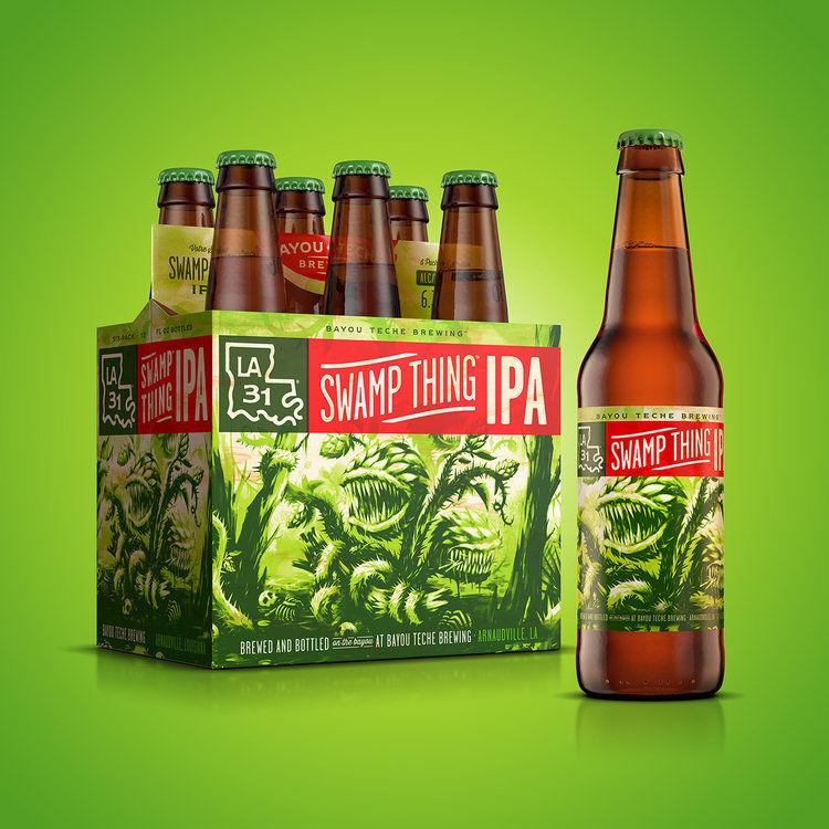 Monstrous Beer Branding