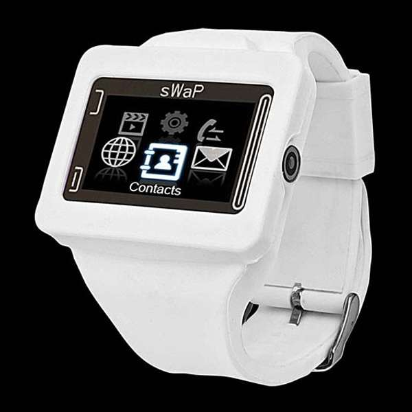 Cellular Touchscreen Timepieces