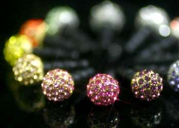 Sparkly Smartphone Stoppers