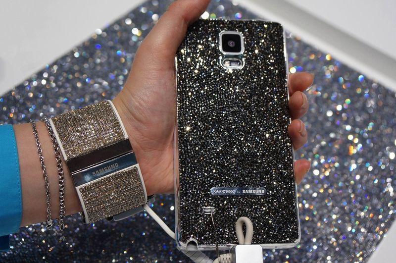 Opulent Wearable Technology