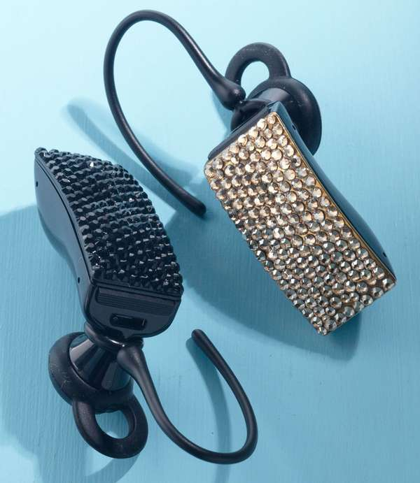 Crystallized Earpieces
