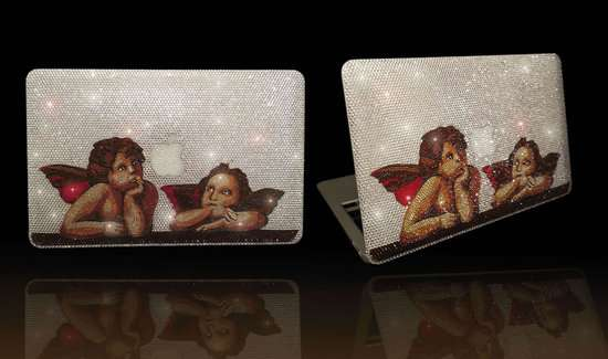 Swarovski Macbook Air 2011