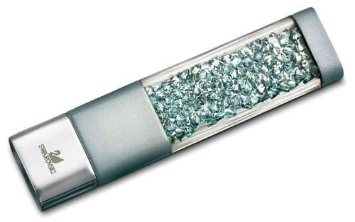 Blinged-Out USB Keys