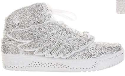 White Crystal Kicks