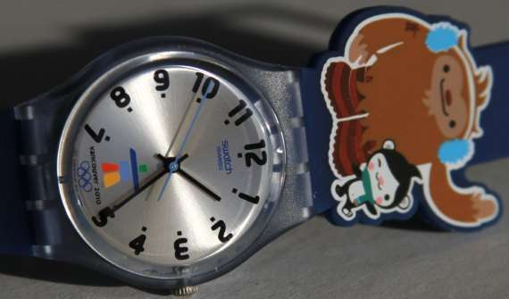 Olympiad Timepieces