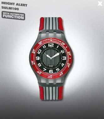 Swatch Access
