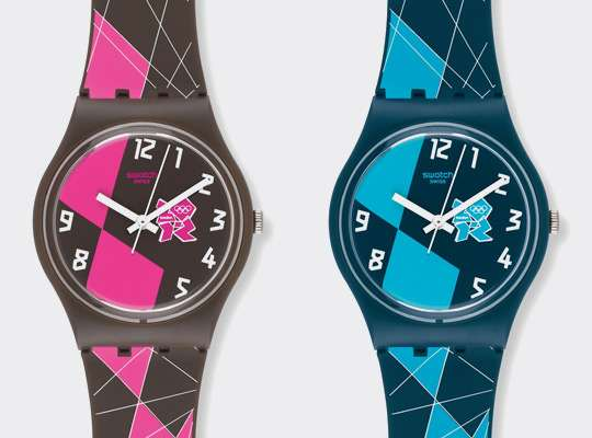 Swiss Olympian Timepieces
