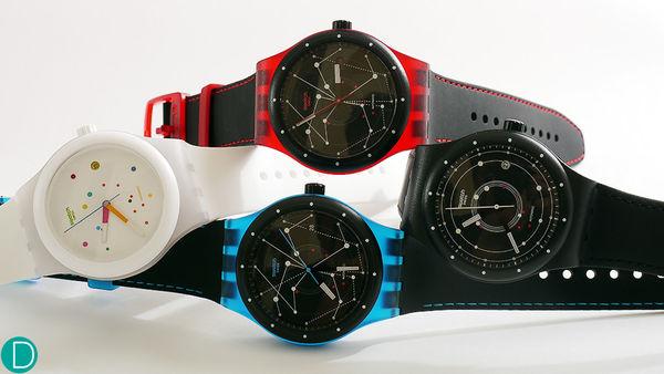 Revolutionary Kaleidoscopic Watches
