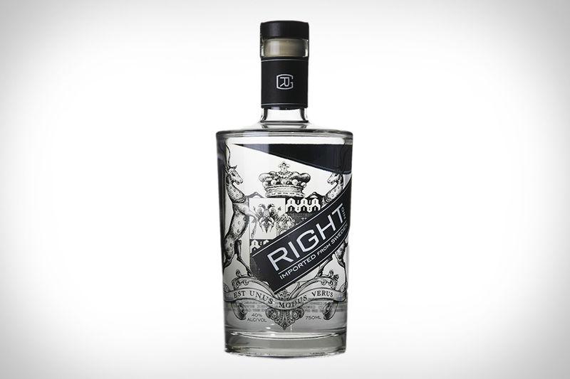 Regal Booze Branding