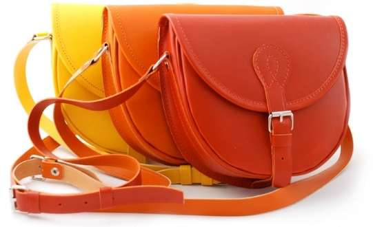 Candy-Colored Satchels