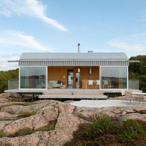 Scandinavian Summer Homes