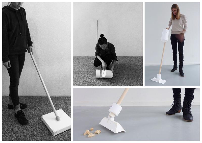 Robotic Brooms
