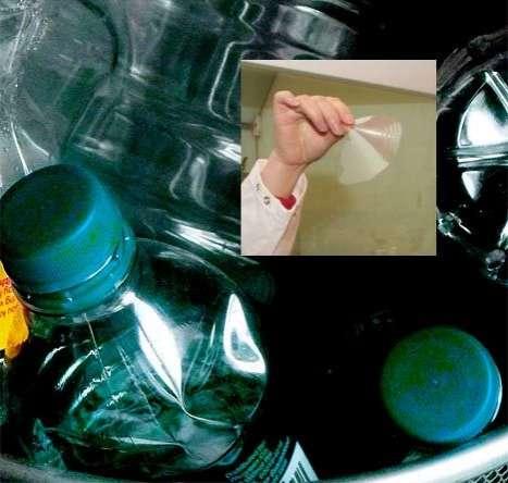 Sweet Biodegradable Plastics