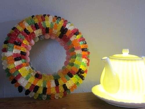 Sugar-Infused Furnishings