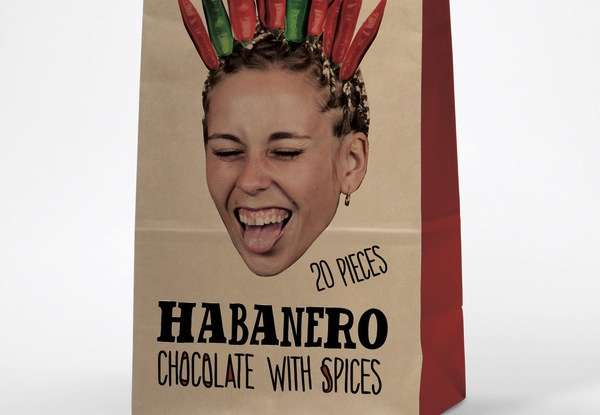 Spiced Chocolate Packages