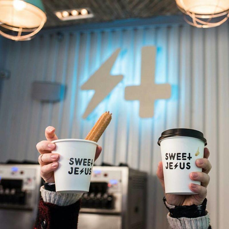 Hybrid Dessert-Coffee Bars