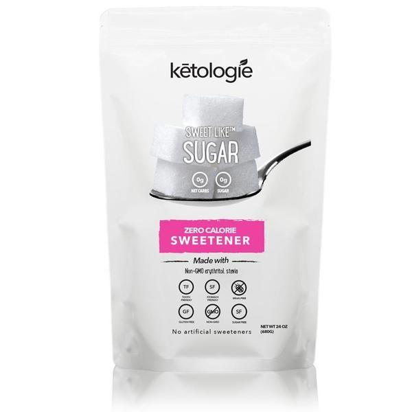 Ketogenic Stevia Sweeteners