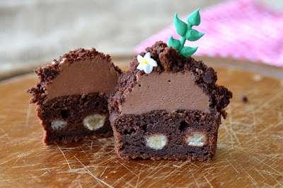 Spud Concealing Cakes