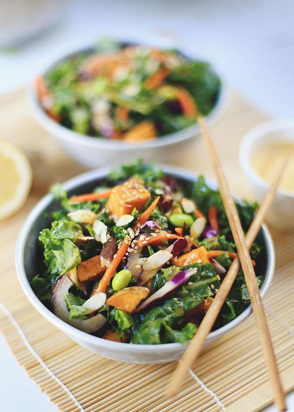 Autumnal Salad Recipes