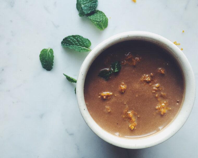 Cocoa Potato Soups