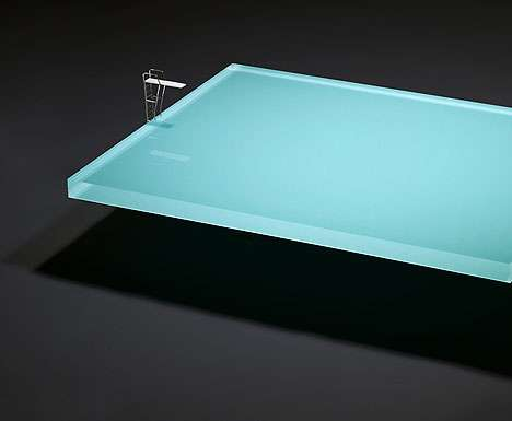 Swimming Pool Coffee Tables