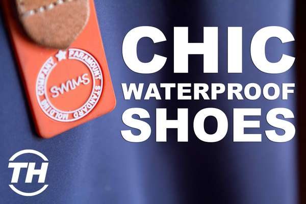 Chic Waterproof Shoes