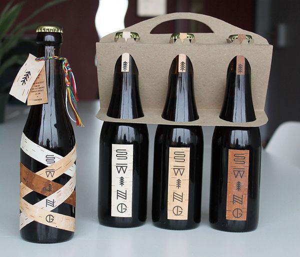 Cultural Heritage Beer Branding