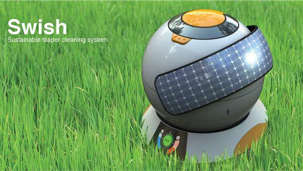 Eco Ocular Washing Machines