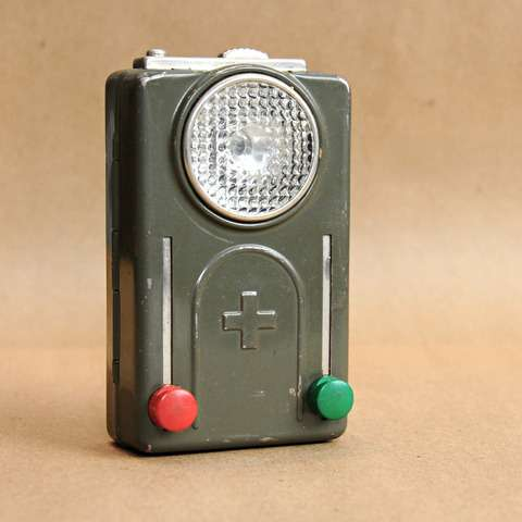 Swiss Army Vintage Flashlight