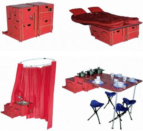 car home camping hybrids swissroombox. Black Bedroom Furniture Sets. Home Design Ideas