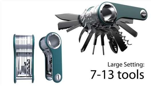 Customizable Multi-Tools