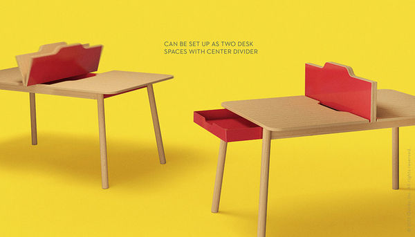 Convertible Dining Desks