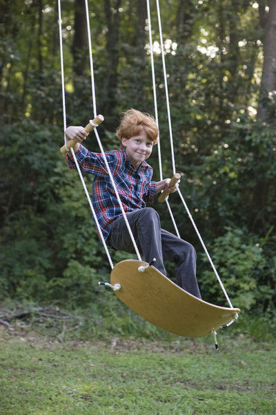 Traditional Swing For Living Room: Stand-Up Swing Designs : Swurfer