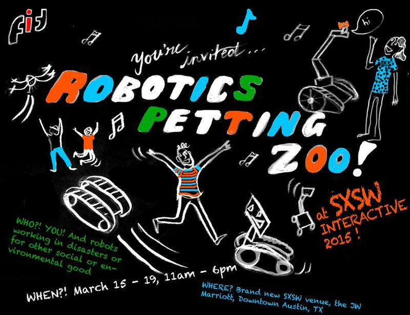 Robotic Petting Zoos