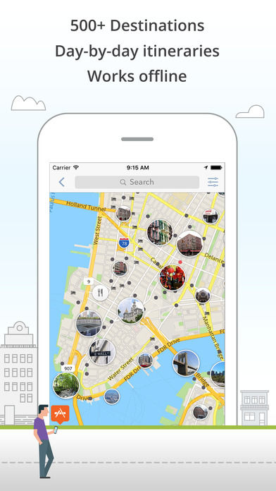 All-In-One Travel Apps