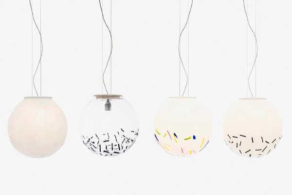 Delicate Contemporary Glassworks
