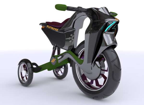 Synapse Electric Bike