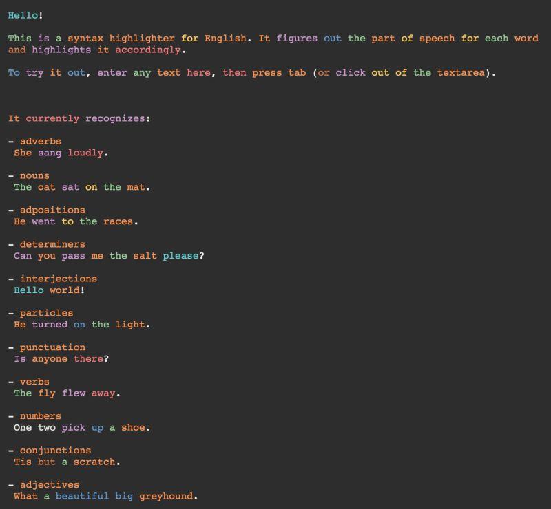 Syntax Highlighter Apps