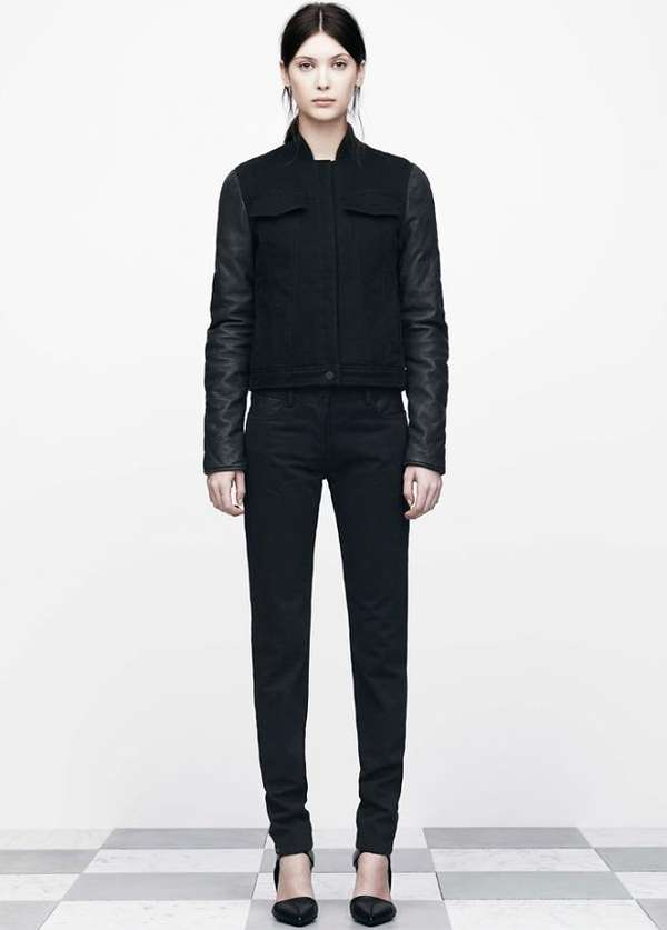 T by Alexander Wang Autumn/Winter 2012 Women's