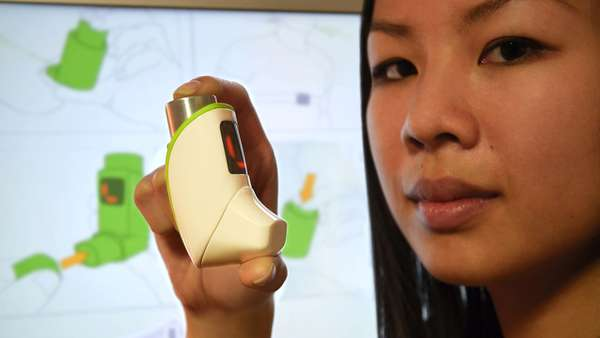 Hi-Tech Asthma Inhalers
