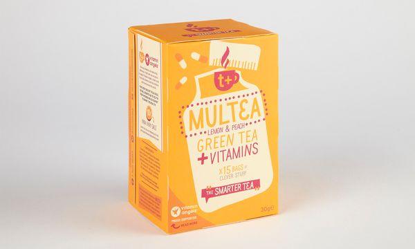 Vitamin-Rich Tea Collections