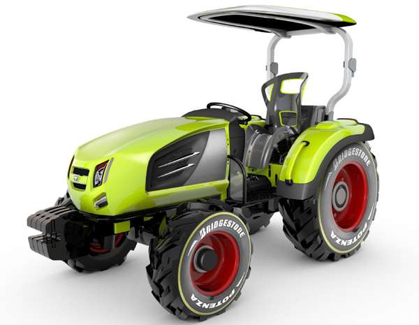 Stylish Sturdy Tractors