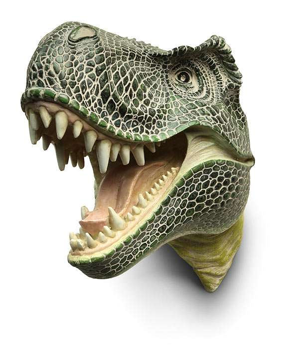 Faux Dinosaur Taxidermy