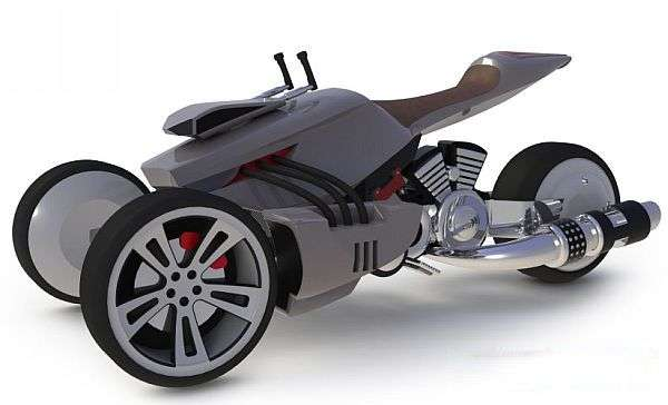Brawny Hybrid Roadsters