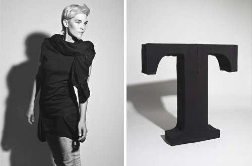 Typographical Tunics