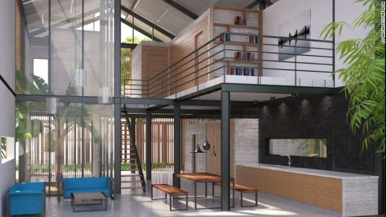Bioclimatic Asian Architecture