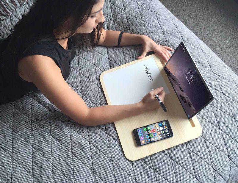 Comfortable Mobile Desks