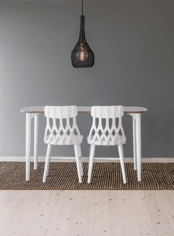 Alphabetic Chair Designs